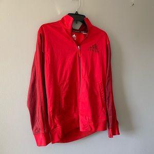 Adidas men performance jacket size M clima lite